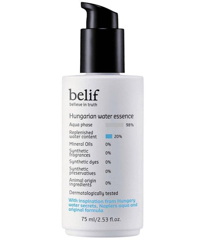belif - 匈牙利女王保濕水精華  - 75ml