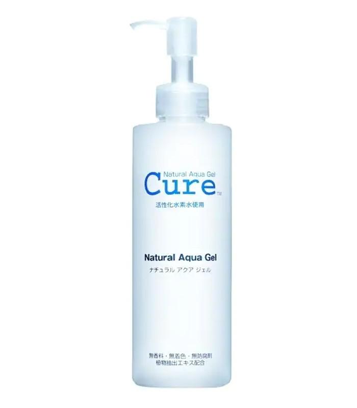 MYHUO Skincare Collection 買貨推薦保養 - Cure Q兒活性水素水去角質凝露  - 250g