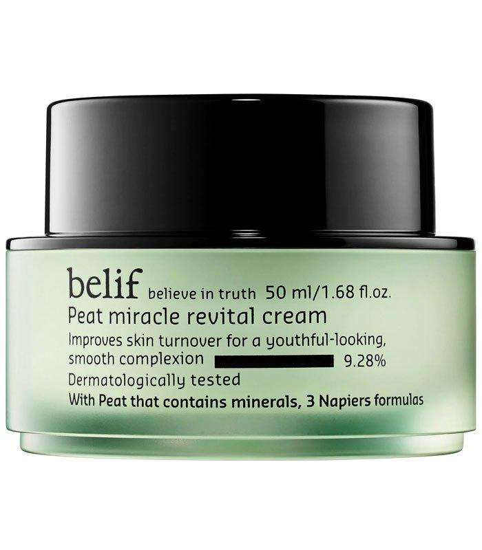 belif - 冰河能量彈力抗皺乳霜  - 50ml