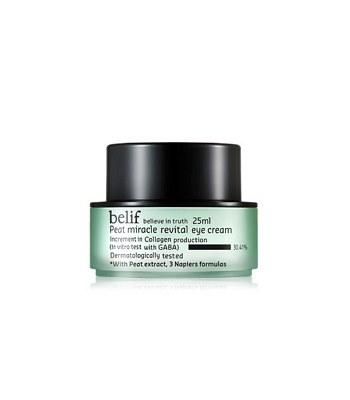 belif - 冰河能量抗皺活力眼霜-25ml