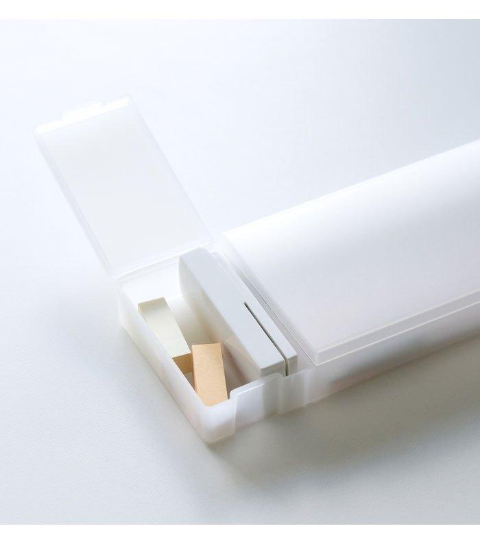 MUJI 無印良品 - PP兩段式鉛筆盒  - 1入