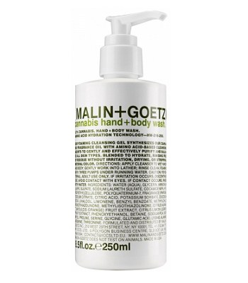 MALIN+GOETZ - 麻草潔膚露-250ml