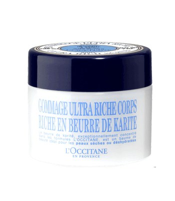L'OCCITANE 歐舒丹 - 乳油木保濕角質美體霜  - 200ml