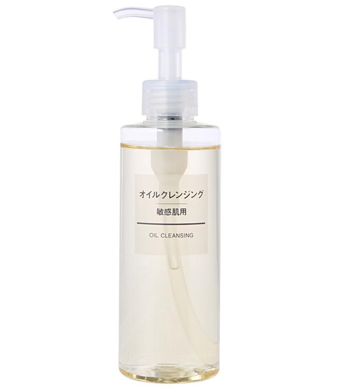 MUJI 無印良品 - 敏感肌卸妝油  - 200ml