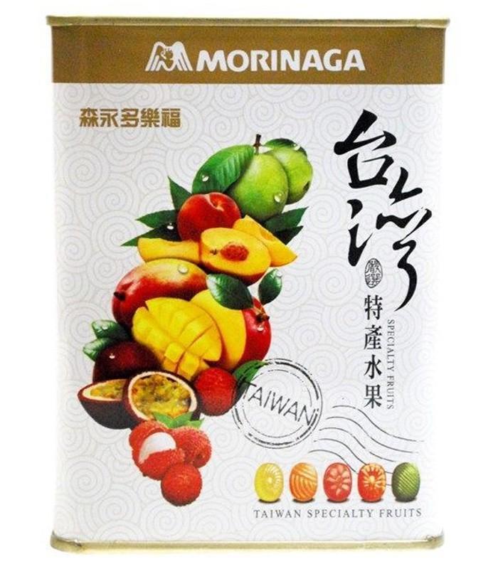 MORINAGA 森永 - 多樂福水果糖(台灣特產水果)  - 180g