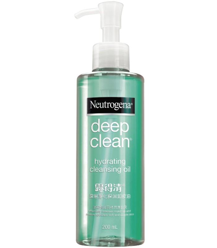Neutrogena 露得清 - 深層淨化保濕卸妝油  - 200ml