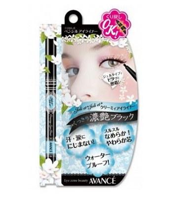 AVANCE 艾曼斯 - 極豔奶油眼線膠筆 - 0.18g
