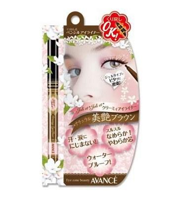 AVANCE - 極豔奶油眼線膠筆