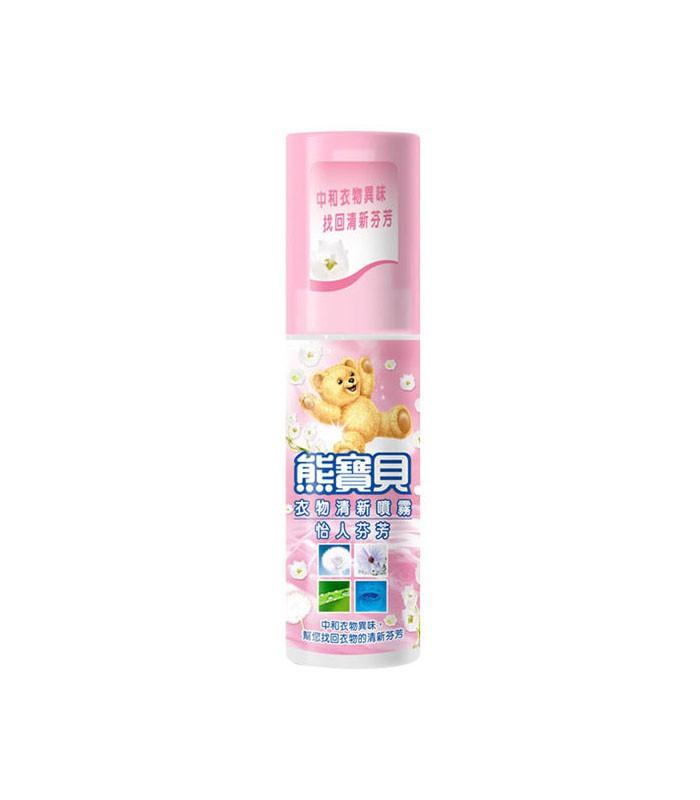 snuggle 熊寶貝 - 衣物清新噴霧 - 100ml