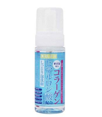 ROLAND - 素肌美人膠原蛋白+玻尿酸泡沫潔顏液-150ml