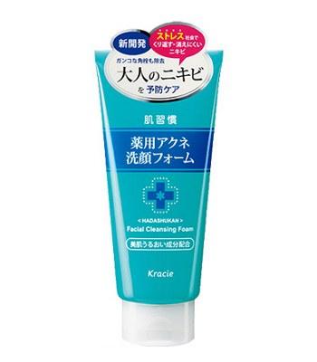 Kracie - 肌習慣舒緩洗顏乳-110g