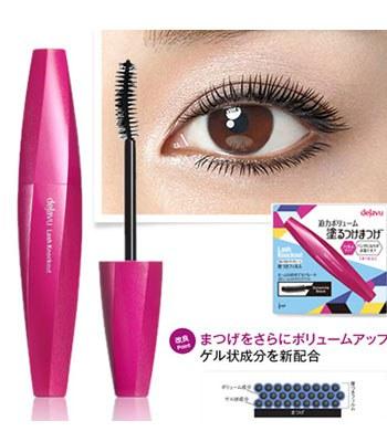 Dejavu - 粉紅大砲濃密進化睫毛膏-驚爆黑-8.0g
