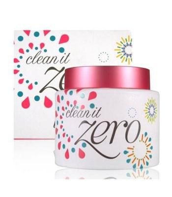 banila co - 皇牌保濕卸妝凝霜-加大版-粉紅點點-180ml