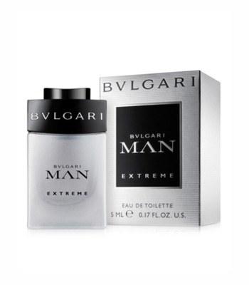 Bvlgari - 白銀當代男性淡香水-5ml