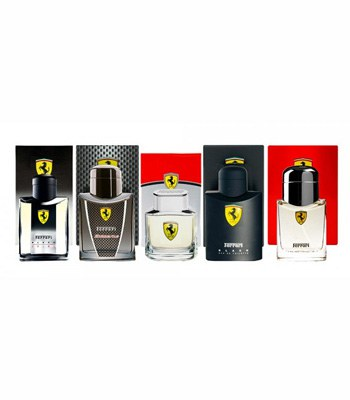 Ferrari - 法拉利經典男香禮盒組-4mlX5