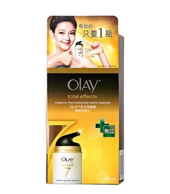 OLAY - 多元修護霜(無香料配方)-50g