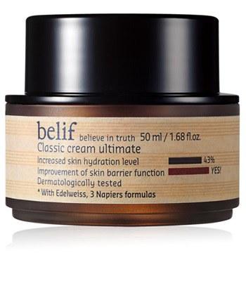 belif - 經典保濕乳霜-50ml
