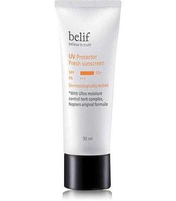 belif - 野麻嬰全效輕透防曬乳-30ml