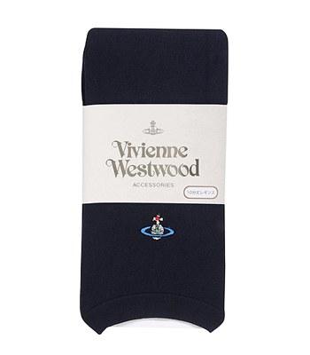 Japan buyer - vivienne westwood經典土星刺繡十分打底褲