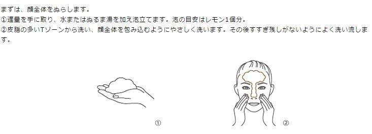 POLA 寶麗 - 霧黛絲奧洗面乳  - 120g