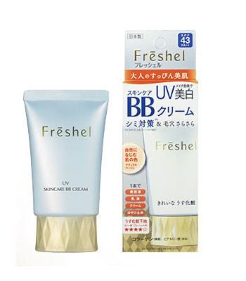 Freshel - 美肌淨透BB霜(零毛孔)