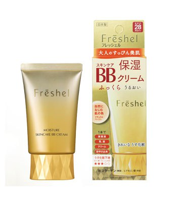 Freshel - 美肌淨透BB霜(潤澤)