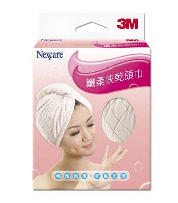 3M - SPA纖柔快乾頭巾