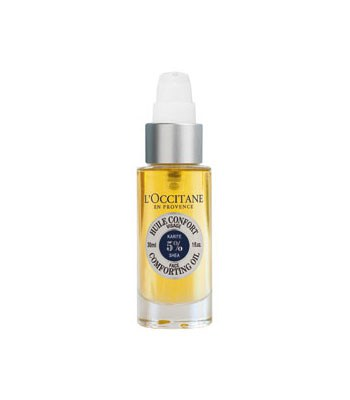 L'OCCITANE  - 乳油木保濕修護油-30ml
