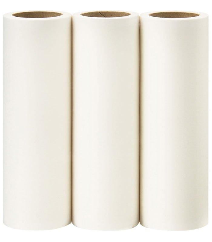 MUJI 無印良品 - 地毯清潔滾輪補充紙  - 3入