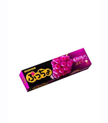 UHA - UHA味覺糖 噗啾葡萄條糖-50g