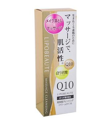 NARIS UP - Q10活力按摩卸妝霜-145g