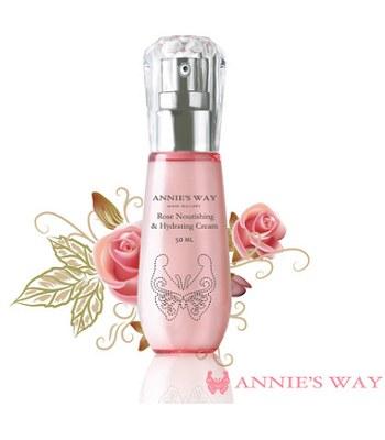 Annie's Way - 薔薇之戀逆齡乳霜-50ml