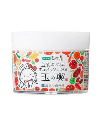 Moritaya - 豆腐全效保濕凝膠-80g