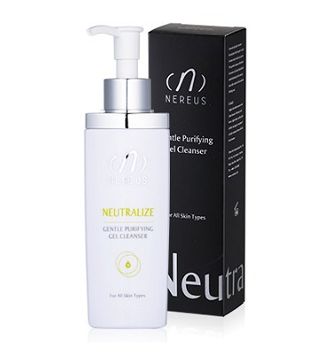 NEREUS - 保濕蘆薈潔膚凝膠-150ml