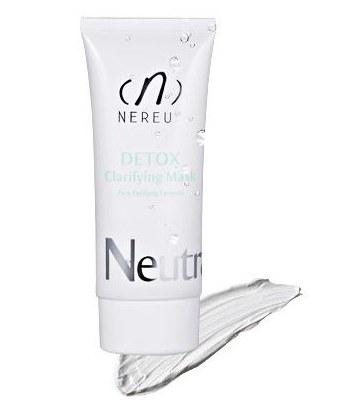 NEREUS - 淨痘煥膚活顏白泥膜-5分鐘縮小毛孔-100ml