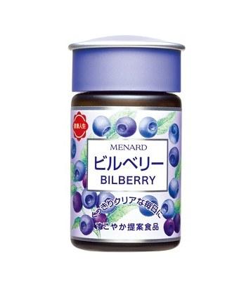 MENARD - 藍莓膠囊食品-120粒
