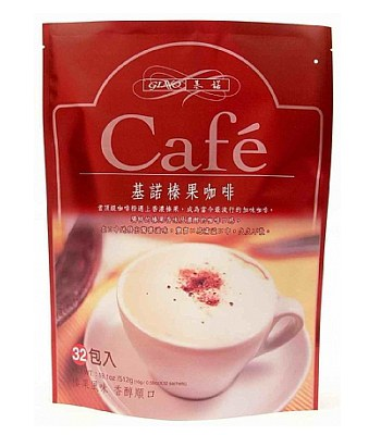 GINO - 榛果咖啡隨身包-16公克 ×32包