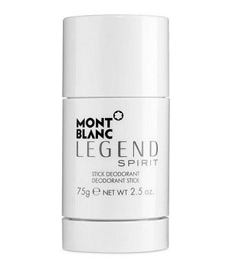 Mont Blanc - 傳奇白朗峰男仕淡香水體香膏-75g