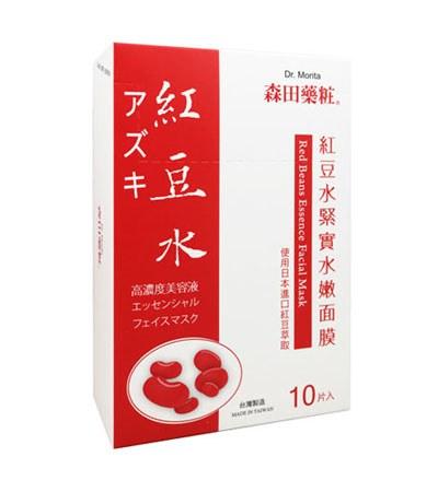 DR. JOU - 紅豆水緊實水嫩面膜-10入