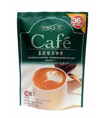 GINO 基諾 - 藍山風味咖啡隨身包  - 16公克 ×36包
