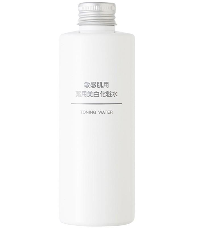 MUJI 無印良品 - 敏感肌美白化妝水 - 保濕型 - 200ml