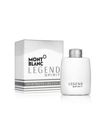 Mont Blanc - 傳奇白朗峰男仕迷你淡香水-4.5ml