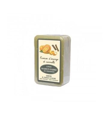 Marius Fabre - 天然草本甜橙橄欖皂