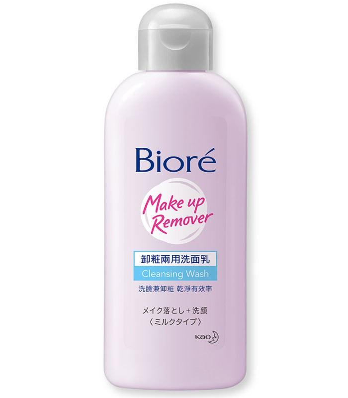 Biore 蜜妮 - 卸妝兩用洗面乳  - 120ml