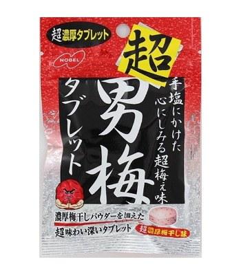 NOBLE - 超男梅錠糖-30g
