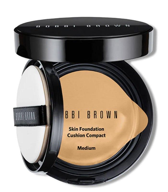 BOBBI BROWN 芭比波朗 - 自然輕透膠囊氣墊粉底 - (蕊+盒)