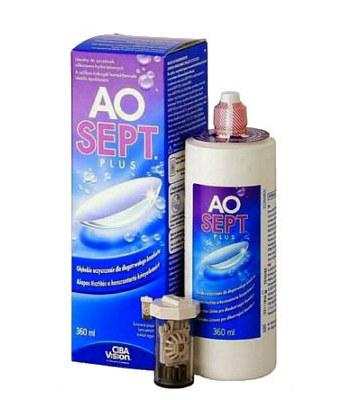 Alcon - AO雙氧保養液-360ml