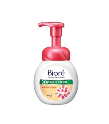Biore - 抗痘控油洗顏慕絲-160ml