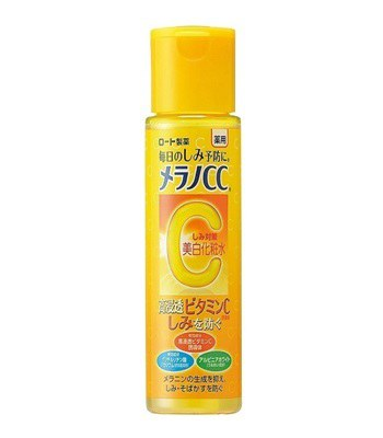 ROHTO - ROHTO樂敦CC 集中對策美白化粧水-170mL