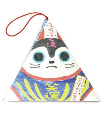 Charley - 紙型狗入浴劑(花香)-25g
